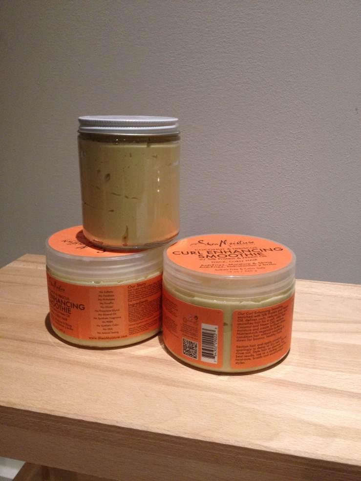 Shea in jars